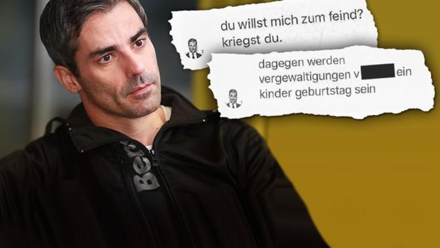 Schockierender Verdacht Gegen Orf Zib Moderator Kroneat