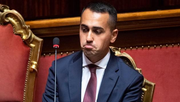 Luigi Di Maio (Bild: AP)