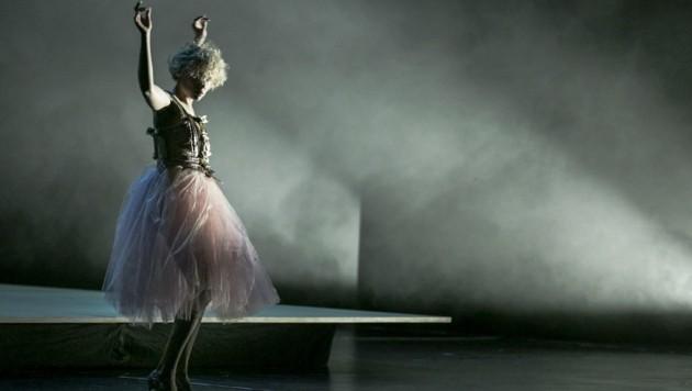 Julia Franz Richter als Lulu am Grazer Schauspielhaus