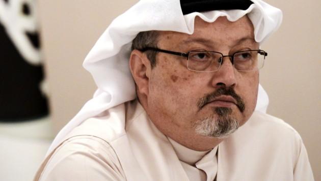 Jamal Khashoggi (Bild: AFP)