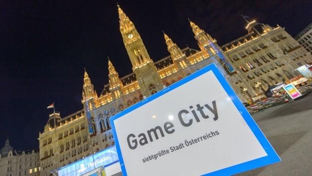 (Bild: game-city.at, ViennaPress/Andreas TISCHLER)