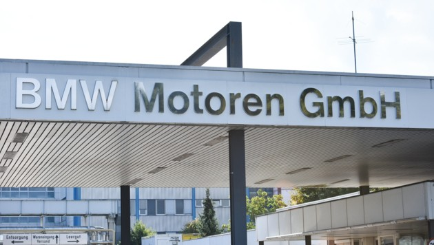 28 Jähriger Bei Bmw Steyr Von Maschine Erdrückt Kroneat