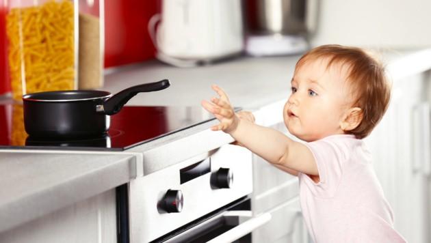 So Machen Sie Ihr Zuhause Kindersicher Krone At