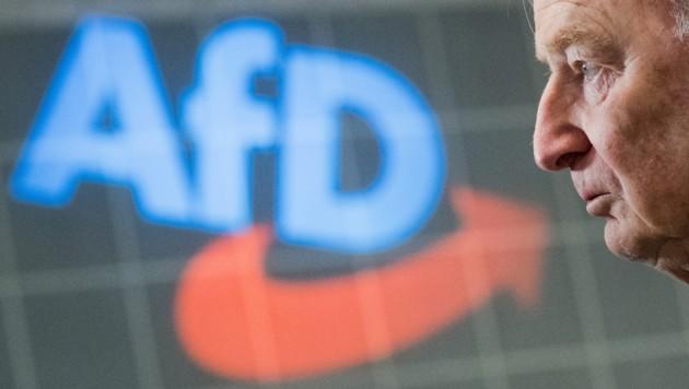 Alexander Gauland (Bild: APA/dpa/Julian Stratenschulte)