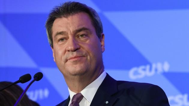 Markus Söder (Bild: AFP)