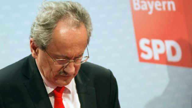Der Münchner Ex-Oberbürgermeister Christian Ude