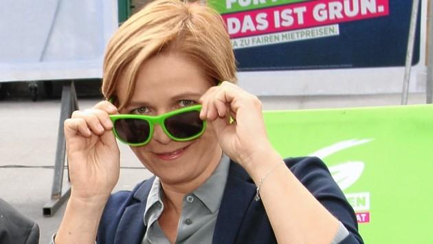 Start ohne politische Scheuklappen - die grüne Judith Schwentner.