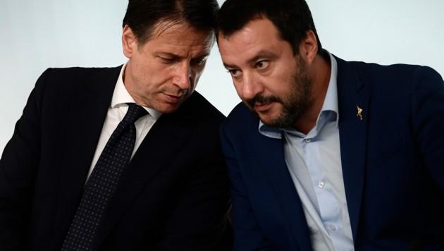 Italien bleibt beim Haushaltsplan hart