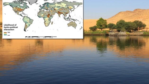 Kriege ums Wasser: Wo Konflikte drohen