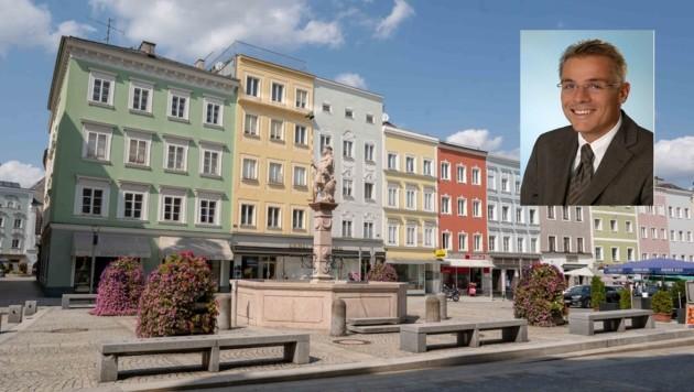 Michael Steffan ist als Langzeit-Vizebürgermeister von Ried (SPÖ) zurückgetreten. Sein Amt wird nicht nachbesetzt. (Bild: Scharinger, SPÖ Ried)