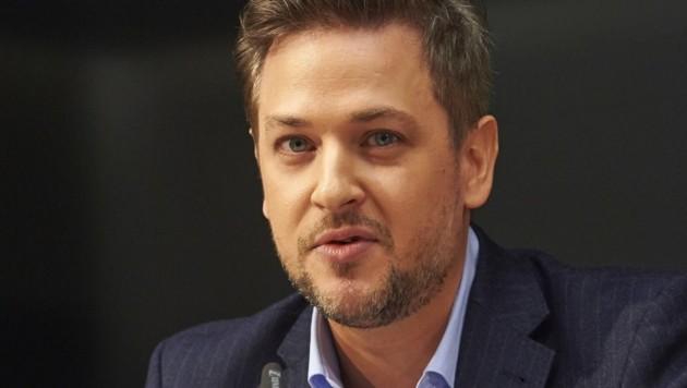 Stefan Hirsch (Bild: Parlamentsdirektion/Bildagentur Zolles KG/Leo Hagen)