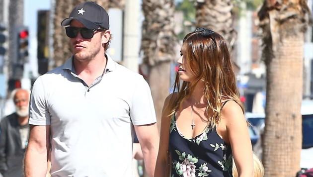 Chris Pratt und Katherine Schwarzenegger (Bild: www.PPS.at)