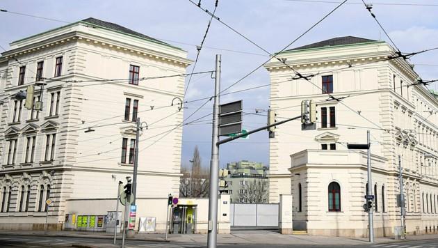 Das Bundesamt für Verfassungsschutz und Terrorismusbekämpfung (BVT) in Wien (Bild: APA/Helmut Fohringer)