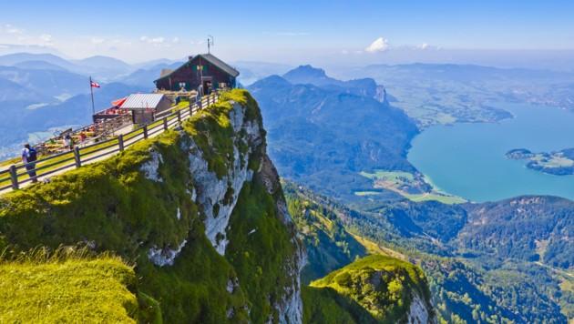 Die Wanderer verirrten sich am Schafberg. (Bild: ©Composer - stock.adobe.com (Symbolbild))