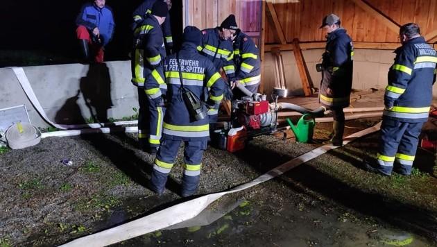 (Bild: Feuerwehr St. Peter/Spittal)