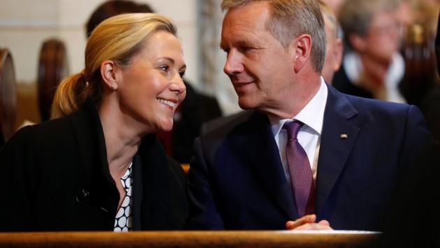 Deutschlands Ex-Bundespräsident Christian Wulff und seine Frau Bettina haben sich getrennt.
