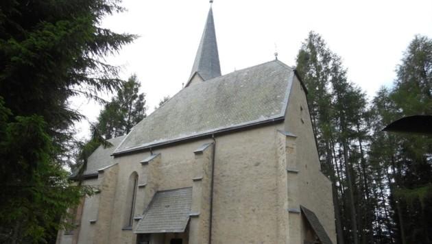 In der Leonhard-Kirche wird Sonntag der Abschlusses der Renovierung gefeiert.
