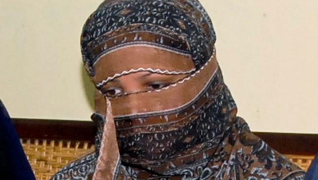 Die pakistanische Christin Asia Bibi (Bild: AP)