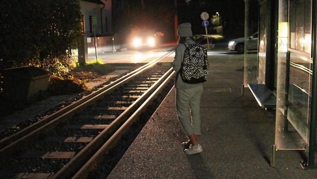 Nachts haben gerade junge Frauen oft Angst, alleine nach Hause zu gehen. (Bild: Jauschowetz Christian)