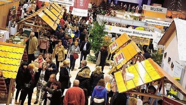 Brauchtumsmesse Klagenfurt (Bild: Kronenzeitung)