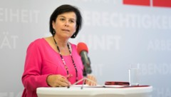 SPÖ-Soziallandesrätin Birgit Gerstorfer. (Bild: MecGreenie Production OG)