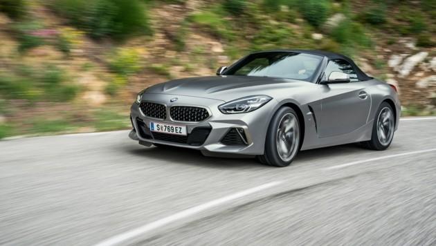 Der BMW Z4 (Bild: BMW)