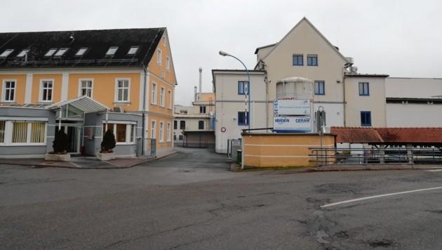 Das PPC-Werk in Frauental