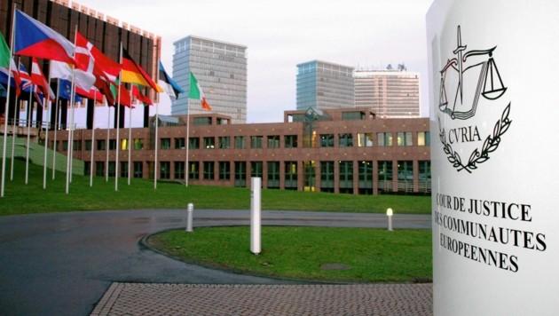 Der Europäische Gerichtshof in Luxemburg (Bild: Robert Fishman / vario images / picturedesk.com)