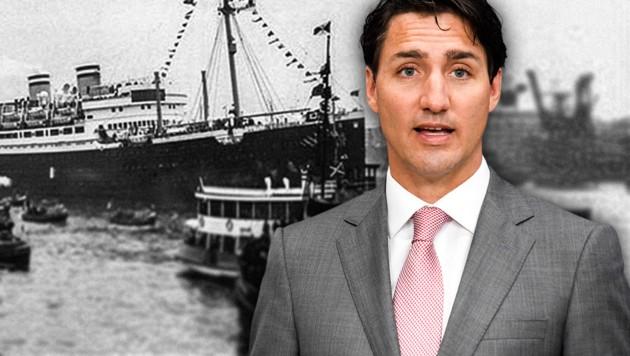 Kanada bereut Abweisung jüdischer Flüchtlinge 1939