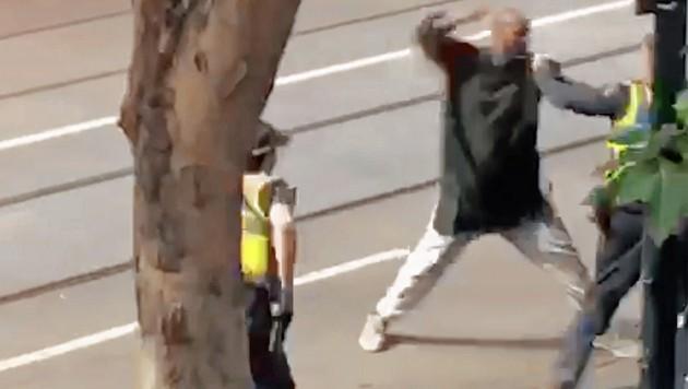 Messer-Terror in Melbourne: Tote, Schwerverletzte