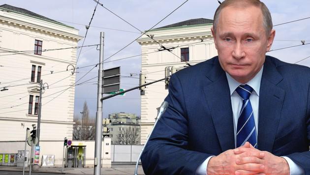 Putins Spione: Auch BVT gerät jetzt ins Visier