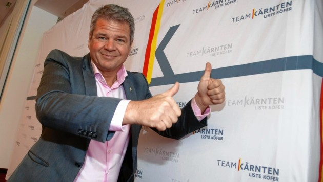 Gerhard Köfer (Bild: Rojsek-Wiedergut Uta)