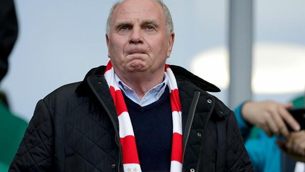 Bayern Boss Uli Hoeneß öffnete In Sölden Sein Herz Kroneat