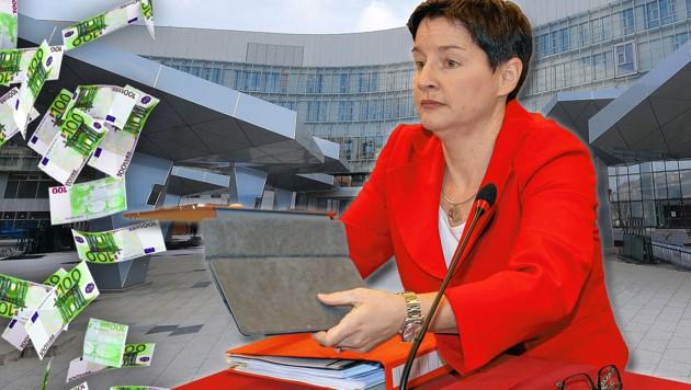 Sonja Wehsely (Bild: Zwefo, Martin Jöchl, thinkstockphotos.de, krone.at-Grafik)