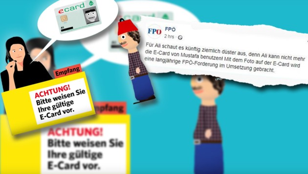 (Bild: Screenshot YouTube.com, Screenshot facebook.com, krone.at-Grafik)