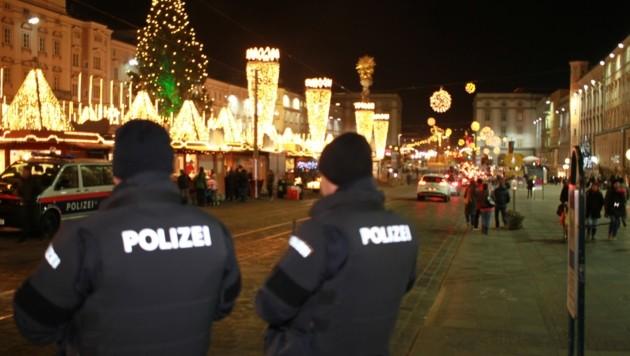 Polizei für Christkindlmärkte-Eröffnung gerüstet