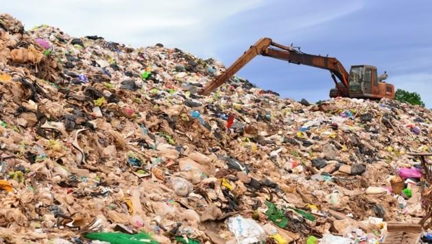 Müllberge über Müllberg, die Welt erstickt im Mist. Umdenken ist ein Gebot der Stunde!