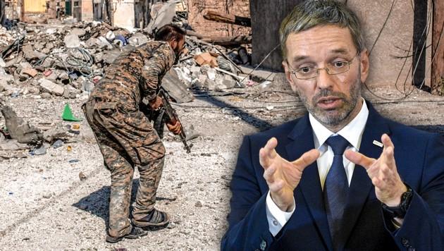 """Kickl reagiert: """"Jetzt interne Ermittlungen"""""""