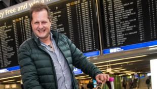 """Jens Büchner wurde mit der VOX-Show """"Goodbye Deutschland"""" berühmt. (Bild: APA/dpa/Andreas Arnold)"""