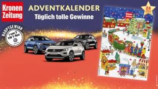 (Bild: Kronen Zeitung, VW)