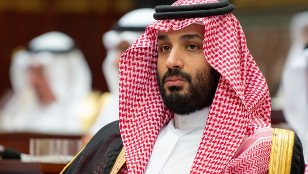 Kronprinz Mohammed bin Salman (Bild: AFP)