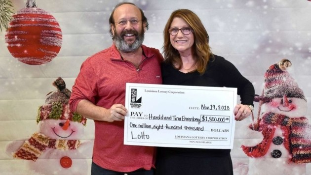 (Bild: Louisiana Lottery)