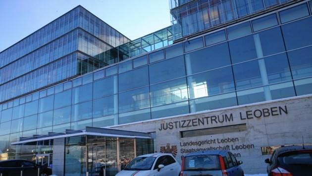 Das Justizzentrum Leoben (Bild: Jürgen Radspieler)