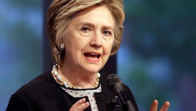 Hillary Clinton (Bild: AP)