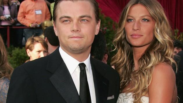 Leonardo DiCaprio und Gisele Bündchen waren fünf Jahre lang ein Paar. (Bild: 2005 Getty Images)