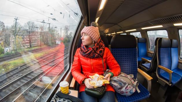 Von August bis Jänner darf Europa per Zug kostenfrei erkundet werden. (Bild: ©dima - stock.adobe.com)