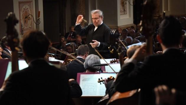Münchner Philharmoniker unter Valery Gergiev spielen drei Konzerte beim Brucknerfest 2019