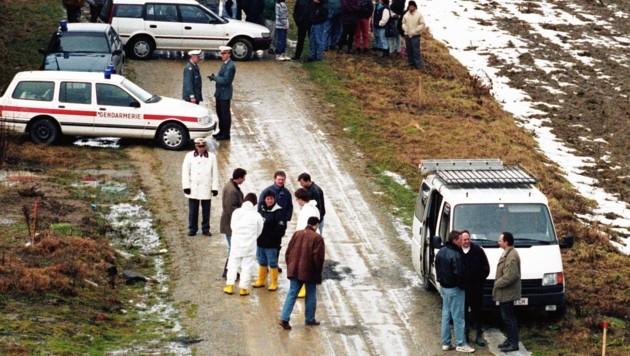 In Oberwart starben vier Roma. (Bild: Matthias Wölfle/APA/picturedesk.com)