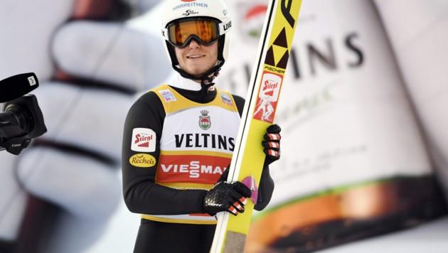 Martin Fritz (Bild: APA/AFP/Lehtikuva/Markku Ulander)