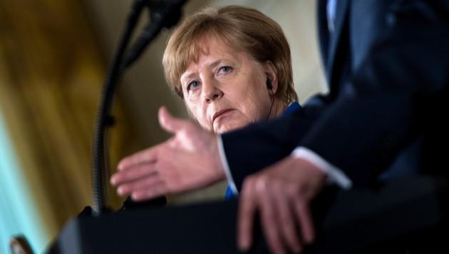 Angela Merkel (Bild: AFP )